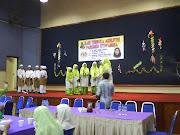 persembahan anak2 al-ummah sempena majlis hari raya terbuka parlimen titiwangsa