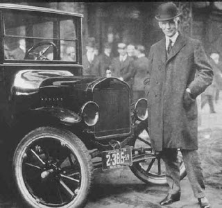 henry ford, autoleyendas