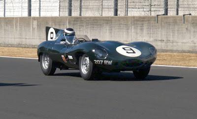jaguar, d type, le mans legend