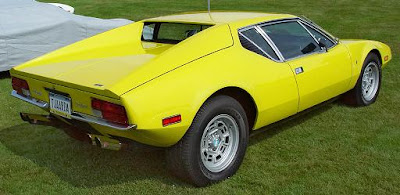 DeTomaso, Pantera, 1971, Autoleyendas