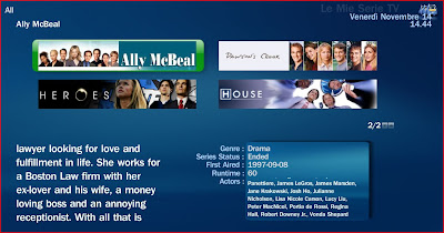 My TV Series