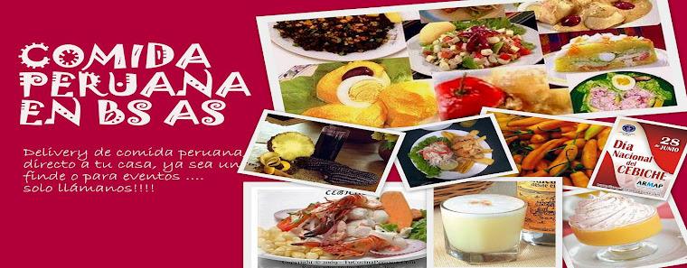 Comida peruana en bs as for Cocina peruana de vanguardia