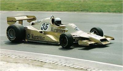 Arrows, Equipe histórica de Formula 1 de 1978 - by carrodecorrida.blogspot.com