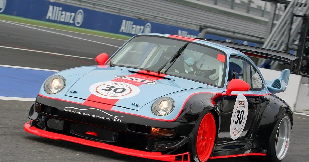 gulf racing porsche 911 gt2 carro de corrida. Black Bedroom Furniture Sets. Home Design Ideas