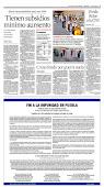 desplegado en el periodico Reforma