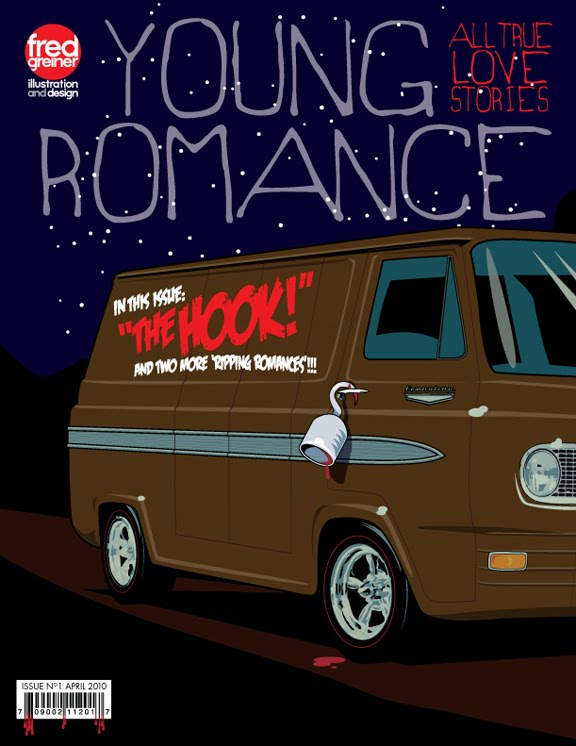 Young Romance Cover No1