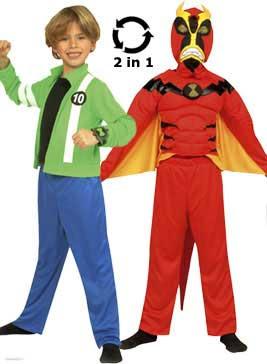 Ben 10 Costume Kids  sc 1 st  Popular Character Costumes & Ben 10 Costume Kids | Popular Character Costumes