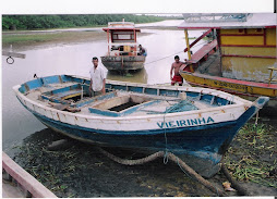 Barco construído em nosso estaleiro a mais de 25 anos.