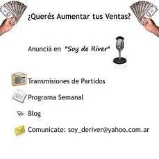 """Unite a """"Soy de River"""""""