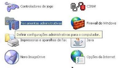Ferramentas administrativas