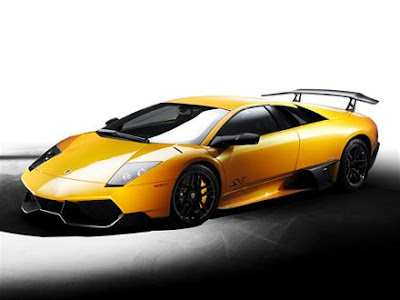 2010 Lamborghini Murcielago Lp670 4 Sv Rear Six-Speed Automatic Transmission