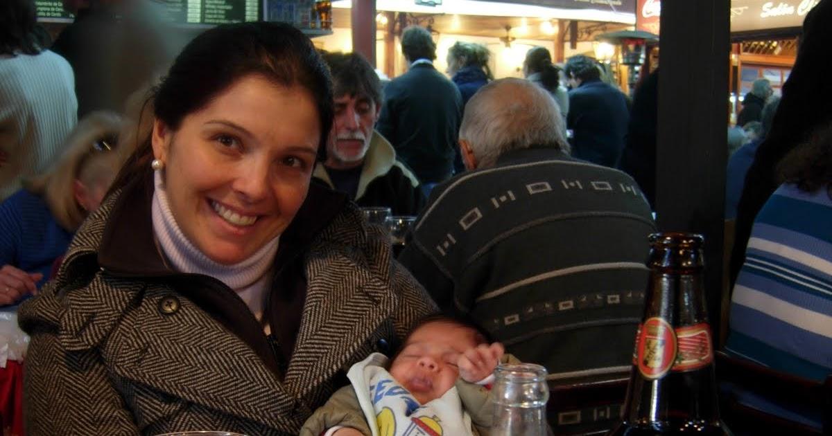 """a primeira viagem do pequeno viajante (inaugurando a blogagem coletiva """"Viagens em Família""""!)"""