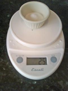 Escali 11 LB Primo Digital Scale White - P115W