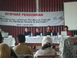 Seminar Pendidikan Gratis