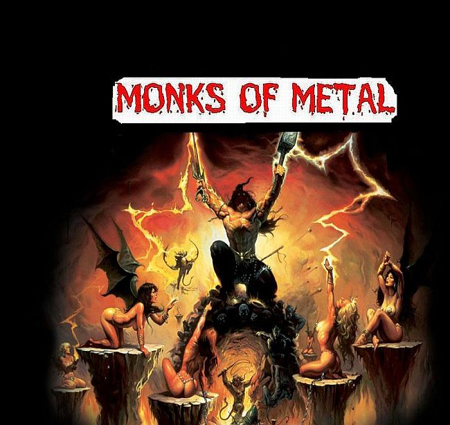 Monks of metal
