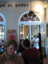 Why Heaven Must be Like Cafe du Monde