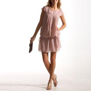 Vestido estilo túnica