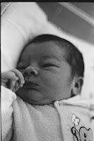 Os primeiros dias do bebé