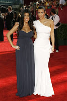 Kourtney e Kim Kardashian - Reuters