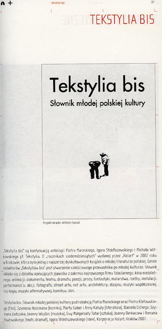 Tekstylia Bis