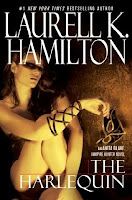 Win a Copy of The Harlequin by Laurell K. Hamilton