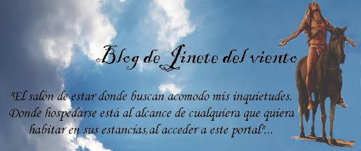 Blog de Jinete del viento