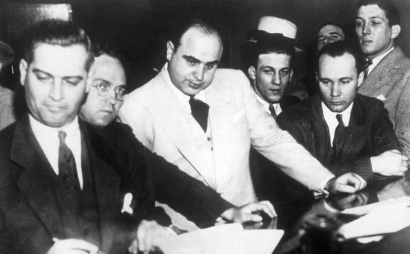 Al Capone s Ghost