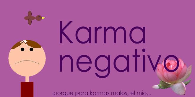 Karma Negativo