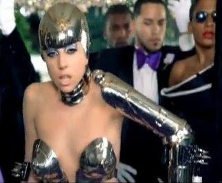 Lady Gaga- Paparazzi.