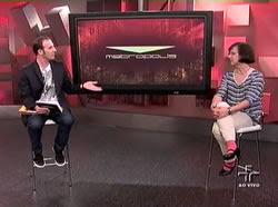 Metrópolis: Laerte fala sobre crossdressing