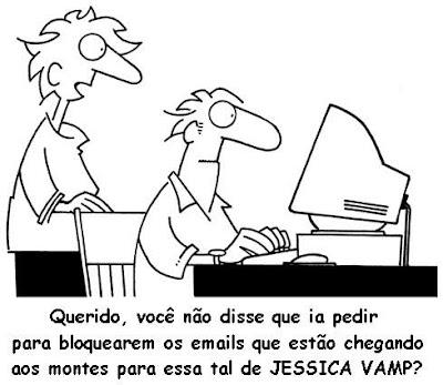 Humor Crossdresser: Email para Jessica Vamp