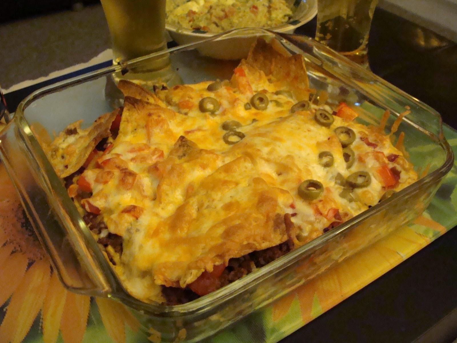 La cuisine selon marie pier mon nachos maison et guacamole for Assaisonnement tacos maison