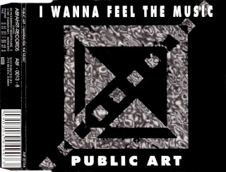 Public Art - I Wanna Feel The Music (By Warlock)