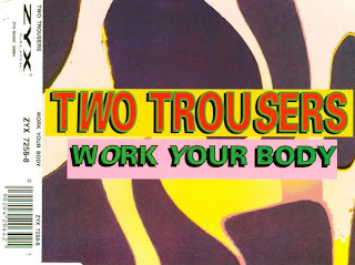Cover Album of Two Trousers - Work Your Body (By Docktourhumor)
