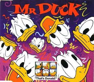 Donald Duck - Mr. Duck (That's Donald) (By Docktourhumor)