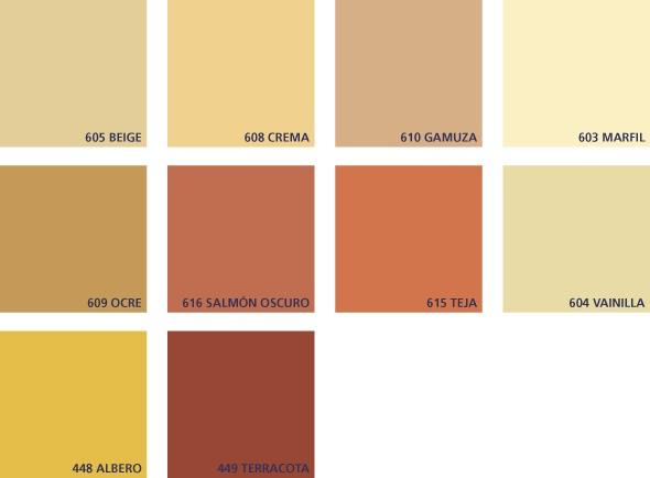 Evaluacion y bricolage de la vivienda decoraci n - Color marfil en paredes ...