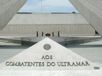 Lisboa - Monumento aos combatentes do Ultramar