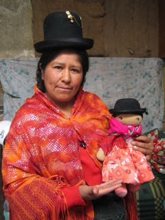 Cholitas cachascanistas