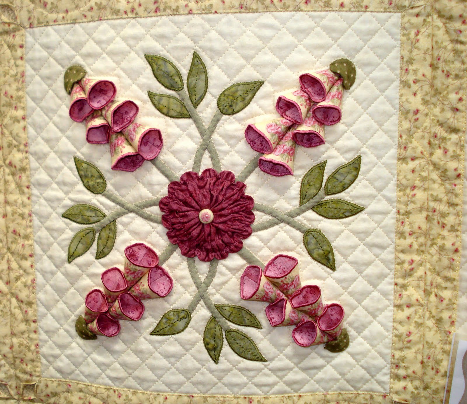 Amazing Quilts: Angie Quilts: Amazing! From Malvern