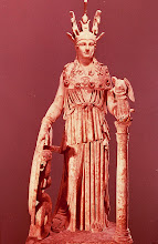 Pallas Athena---Goddess of Weaving