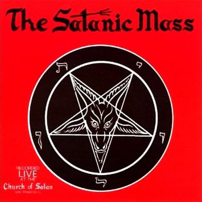 The Satanic Mass by Magus Anton Szandor LaVey