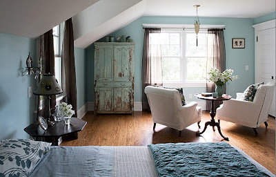 These Beautiful Blue Bedrooms Look So Cool And Soothing Combined