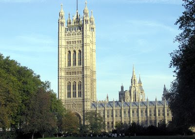 Palace of Westminster, London (Houses of Parliament)