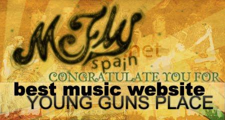 McFly Spain Awards