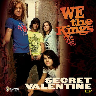 Secret Valentine Lyrics And don´t miss We the Kings latest release,