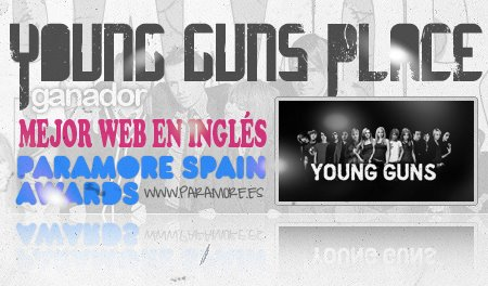 Paramore Spain Awards