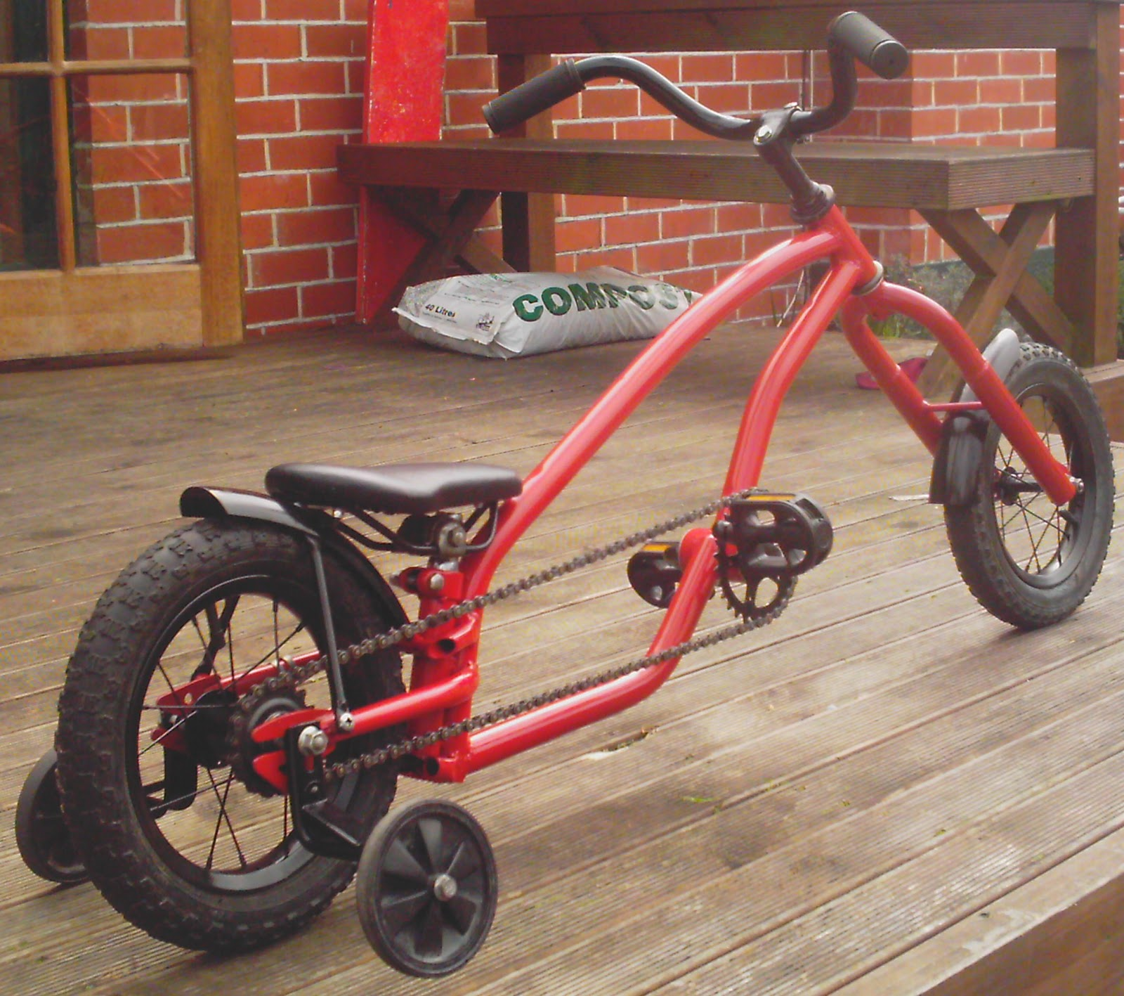 how to build a homemade drift trike