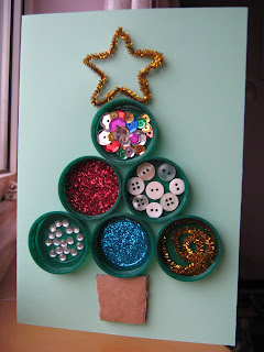 Recycling Plastic Bottle Top Christmas Tree Tutorial