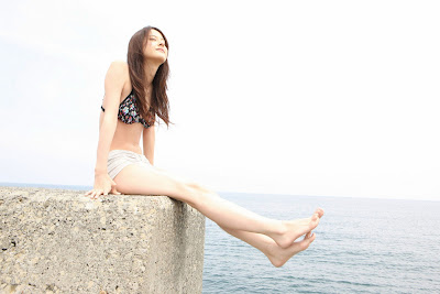 Japanese Model Wakana Matsumoto chill out » Asian Celeb/Japanese Model