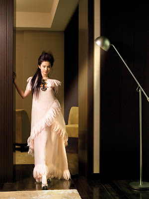 Chinese Actress Liu Yi Fei Photos and Biography